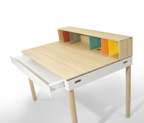 Tray Bureau by Imasoto   Individual desks