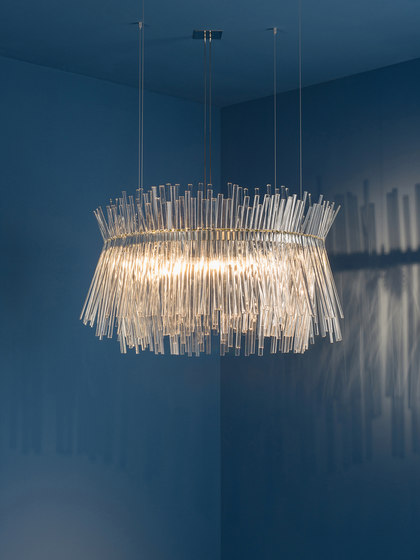 Rondo Fano A by Isabel Hamm Licht | Suspended lights
