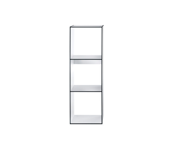 HP 9 Library 1x3 by Hansen | Shelving