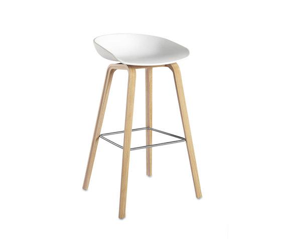 About a stool aas32 barhocker von hay architonic for Barhocker englisch