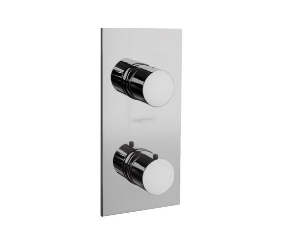 Fimatherm F3869X1 | Thermostatic built-in shower mixer by Fima Carlo Frattini | Shower controls