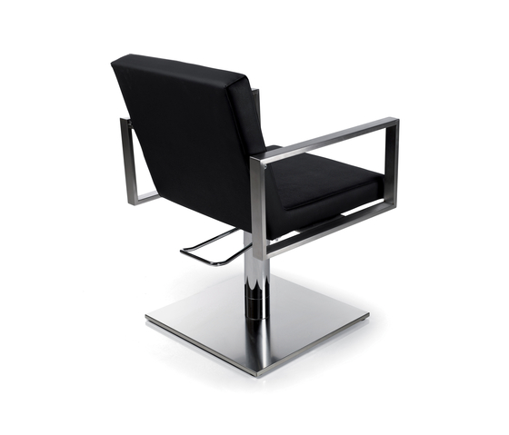Aeterna | GAMMA  STATE OF THE ART Styling salon chair by GAMMA & BROSS | Barber chairs