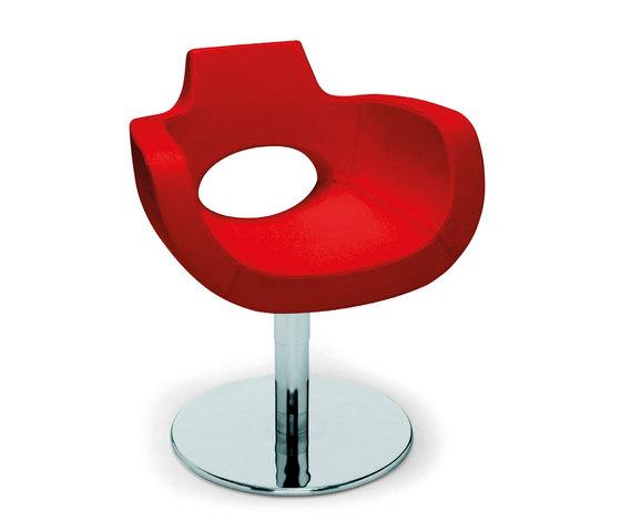 Halo | OUTSIDER Fauteuil de Coiffure de GAMMA & BROSS | Barber chairs
