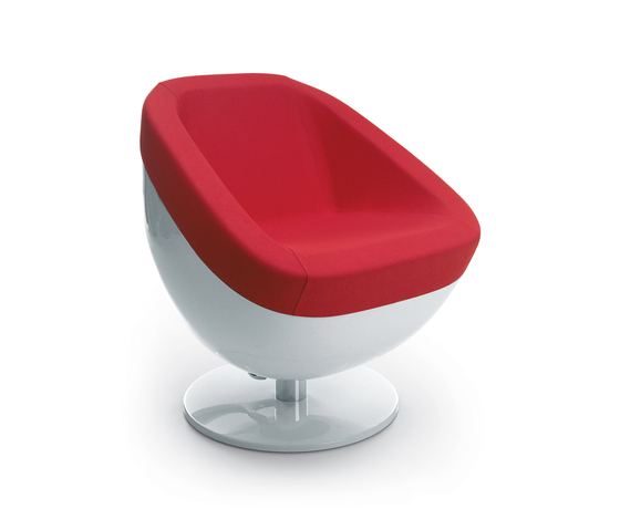 Bubble Chair | GAMMA SStyling salon chair by GAMMA & BROSS | Barber chairs