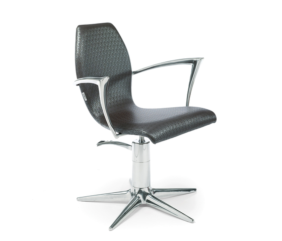 Nike | GAMMA STATE OF THE ART Styling salon chair by GAMMA & BROSS | Barber chairs