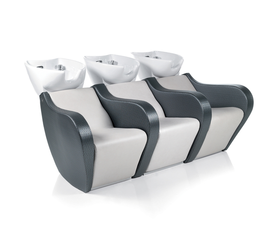 Celebrity SOFA | GAMMA STATE OF THE ART Shampoo bowl by GAMMA & BROSS | Shampoo bowls