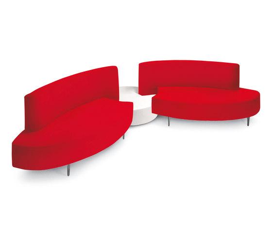 Meridian   OUTSIDER Sofá de GAMMA & BROSS   Bancos de espera