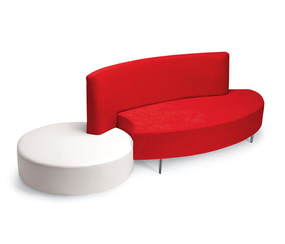 meridian outsider wartesofa warteb nke von gamma bross architonic. Black Bedroom Furniture Sets. Home Design Ideas