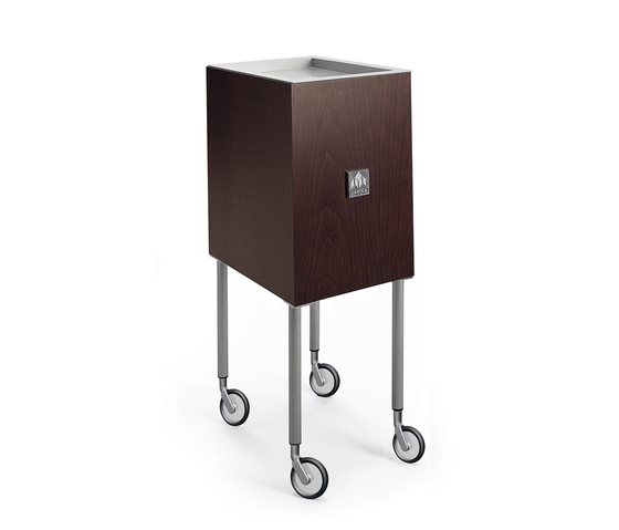Cube   GAMMA STATE OF THE ART Trolley by GAMMA & BROSS   Trolleys / carts