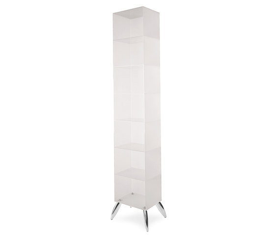 Opale | GAMMA Wall display unit by GAMMA & BROSS | Display cabinets