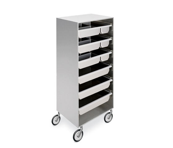 Taiki | GAMMA STATE OF THE ART Trolley by GAMMA & BROSS | Trolleys / carts