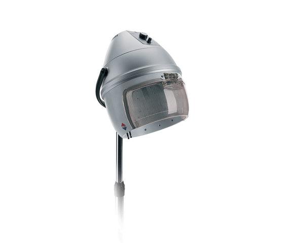 Axial Alu | GAMMA STATE OF THE ART Hood dryer by GAMMA & BROSS | Wellness accessories