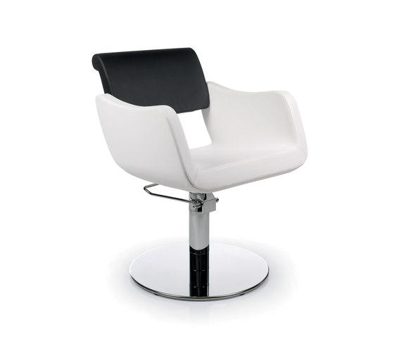 Babuska Roto | GAMMASTORE Styling salon chair by GAMMA & BROSS | Barber chairs