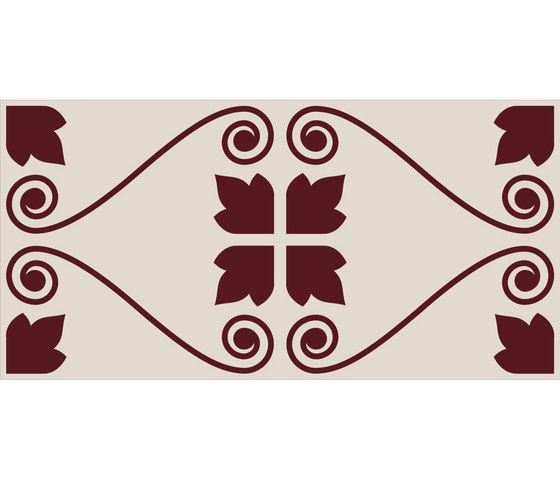 Huchette Cereza by VIVES Cerámica | Ceramic tiles