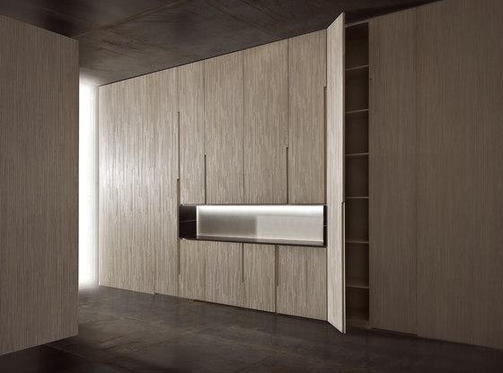 Decor | Cabinet System di Laurameroni | Armadi a muro