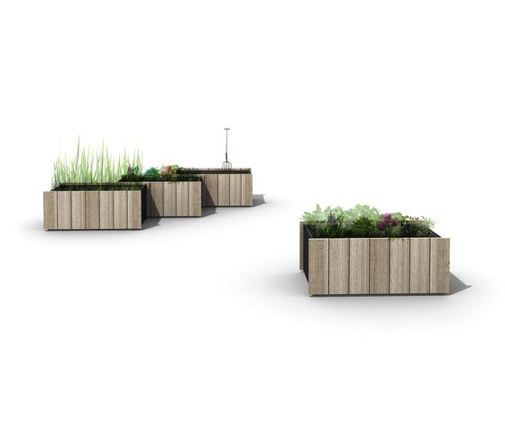 Daily Needs by CASSECROUTE | Flowerpots / Planters