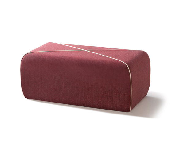 CROSSED X02 de B-LINE | Poufs