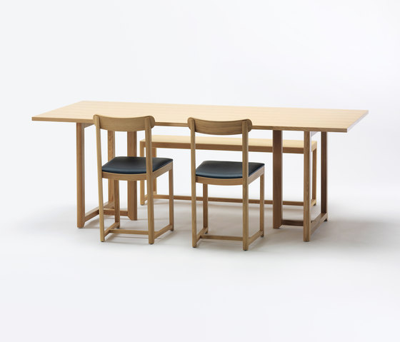 SELERI Dining table by Zilio Aldo & C | Dining tables