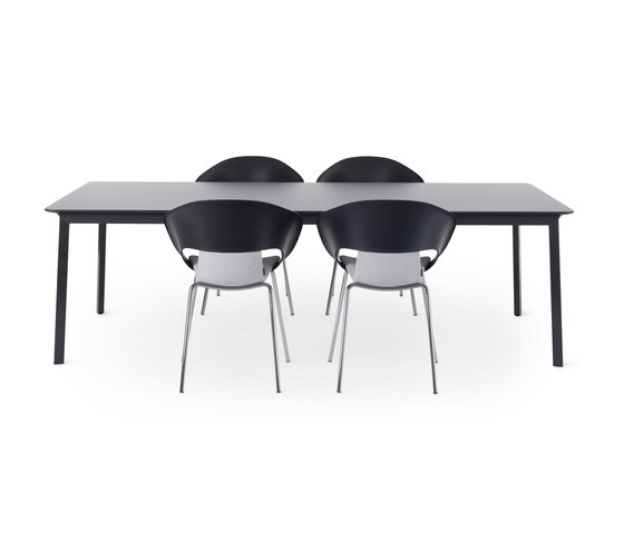 Modulor HB-528 by Skandiform | Conference tables