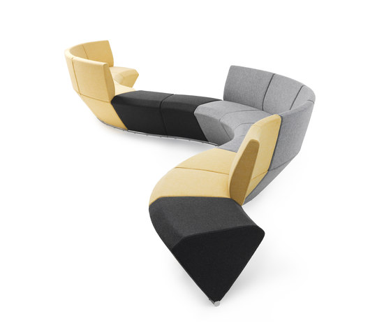 Spino by Skandiform | Seating islands