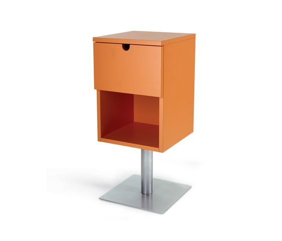 Ezò   GAMMASTORE Cabinet by GAMMA & BROSS   Wellness storage