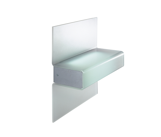 Luxshelf | GAMMASTORE Illuminated shelf by GAMMA & BROSS | Wellness storage
