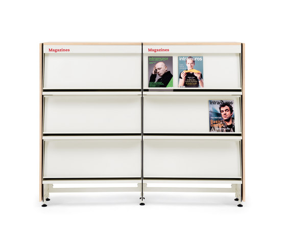 BBL | magazines by Mobles 114 | Book displays / holder