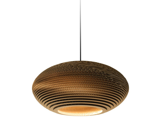 Disc20 Natural Pendant by Graypants | General lighting