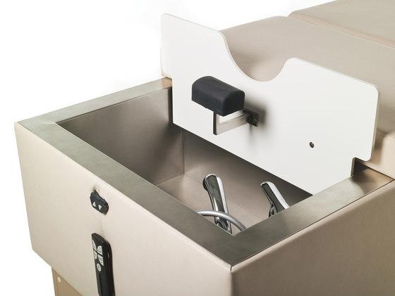Monolith Wash  | SPALOGIC Mesa de masaje de GAMMA & BROSS | Shampoo bowls