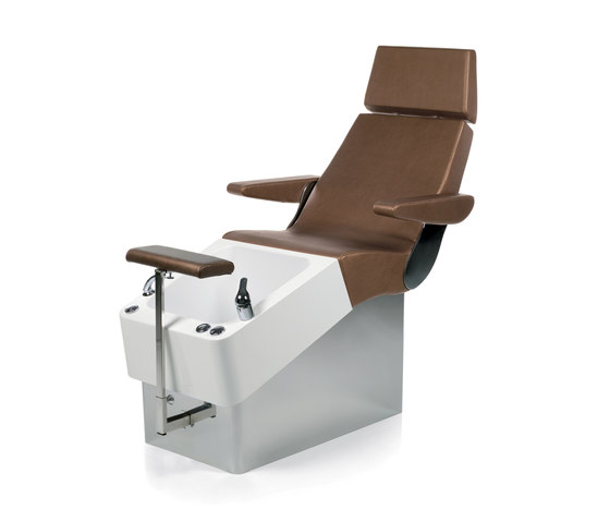 Streamline Basic | SPALOGIC Pedicure station by GAMMA & BROSS | Pedicure task chairs