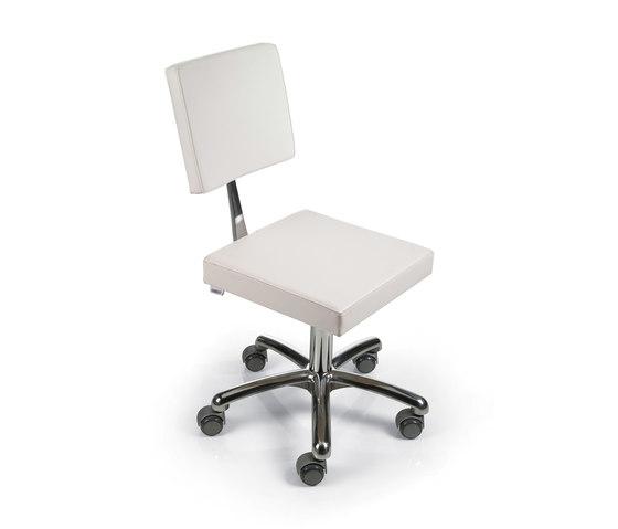 Oneida Stream | SPALOGIC Pedicure stool by GAMMA & BROSS | Beauty salon stools