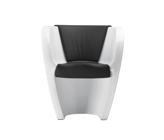 Cup armchair von sitland | Sessel