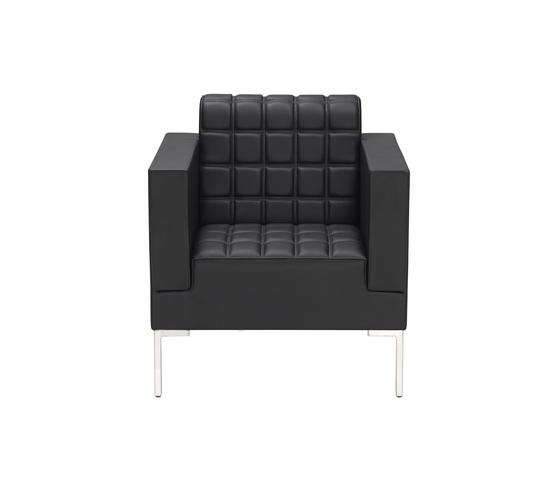 Palladio XXL armchair by sitland | Lounge chairs