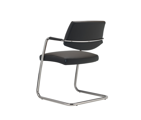 PC Passepartout Comfort visitor by sitland | Visitors chairs / Side chairs