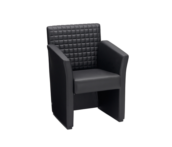 Zed Diamond armchair de SitLand | Fauteuils d'attente