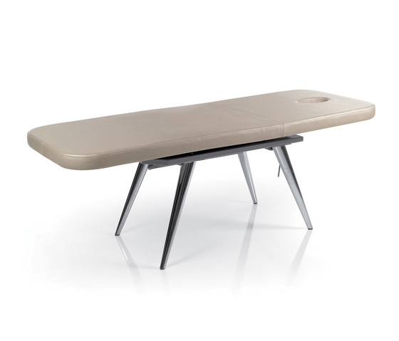 Square Surf | SPALOGIC Massage table by GAMMA & BROSS | Massage tables / Massage beds