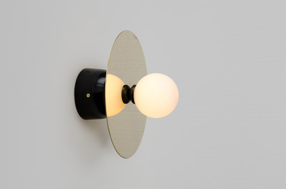 Disc and Sphere Wall Lamp by Atelier Areti | General lighting