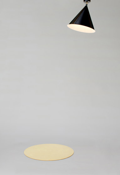 Cone and Plate Ceiling Lamp by Atelier Areti | General lighting