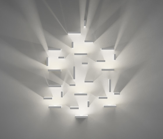 Set Big Wall lamp by Vibia | General lighting