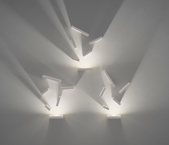 Set Big Wall lamp by Vibia | Wall lights