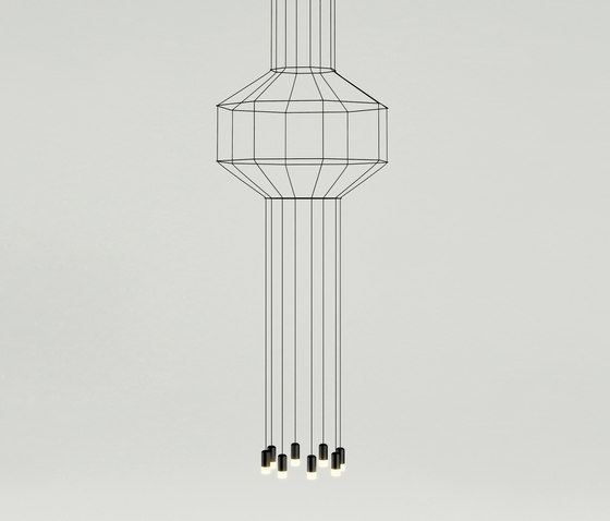 Wireflow 0300 Pendant lamp by Vibia | General lighting