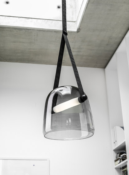 Mona Large Pendent PC938 by Brokis   General lighting