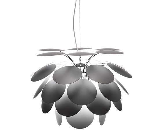 Discocó 68 grey by Marset | General lighting