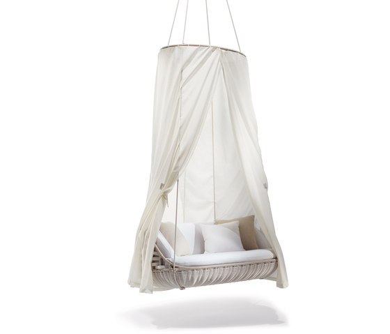 Canopy for SwingUs 2-Seater by DEDON | Swings