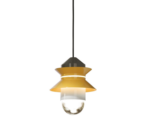Santorini Mustard by Marset | Pendant lights