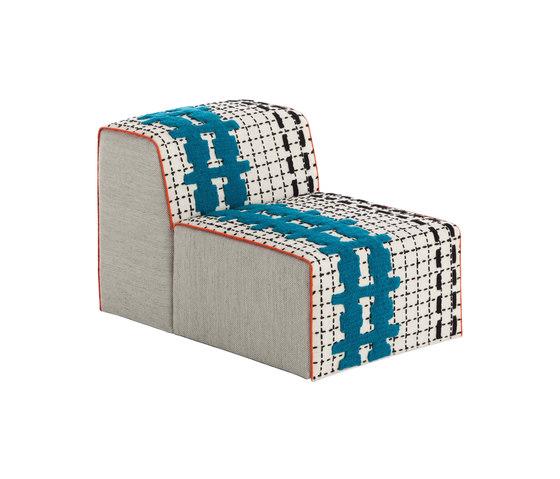 Bandas Chair E White 19 von GAN | Sessel