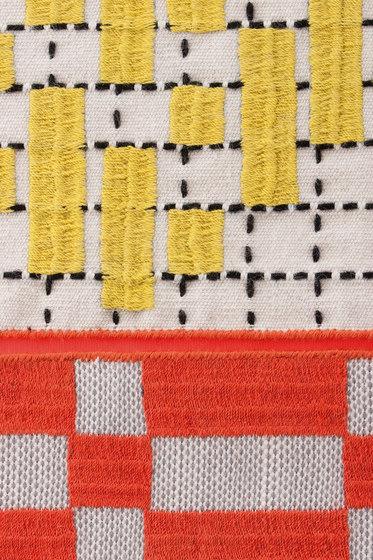 Bandas Rug Orange 300 6 by GAN | Rugs