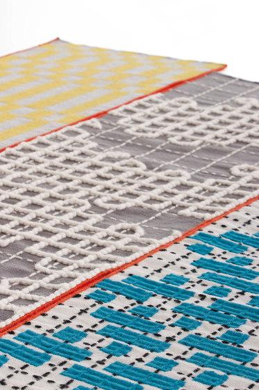 Bandas Rug Orange 300 6 by GAN | Rugs / Designer rugs