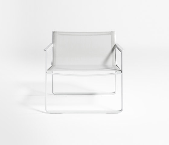 Flat Textil Sessel von GANDIABLASCO | Sessel