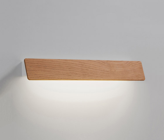 Alba 02 wall lamp by BOVER | Wall lights in aluminium